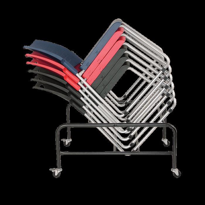buro pronto cafe stacker chair