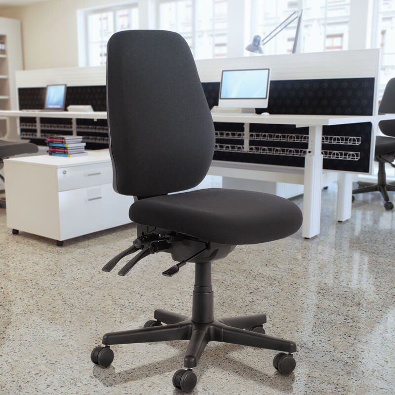 buro aura office chair
